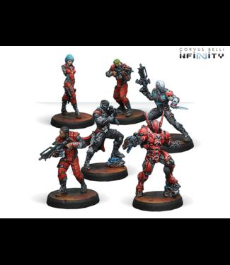 Infinity Nomads Starter Pack