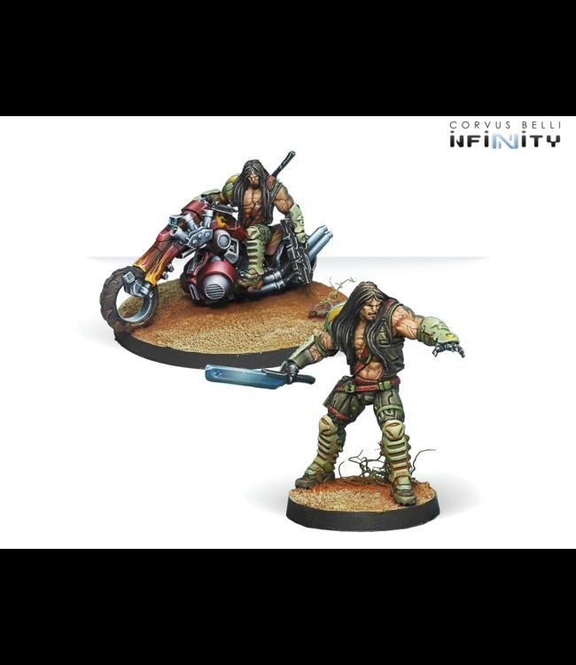Infinity Kasym Beg, Kum Chieftain (Chain Rifle)