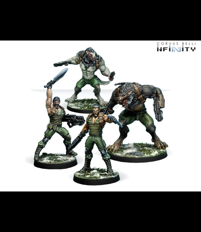 Infinity Dog-Warriors