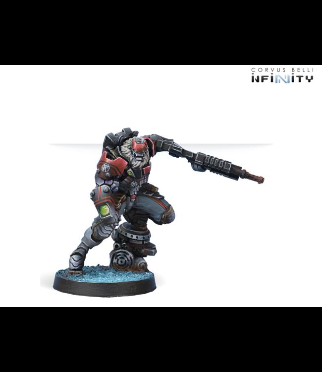 Infinity Raktorak, Morat Sergeant Major