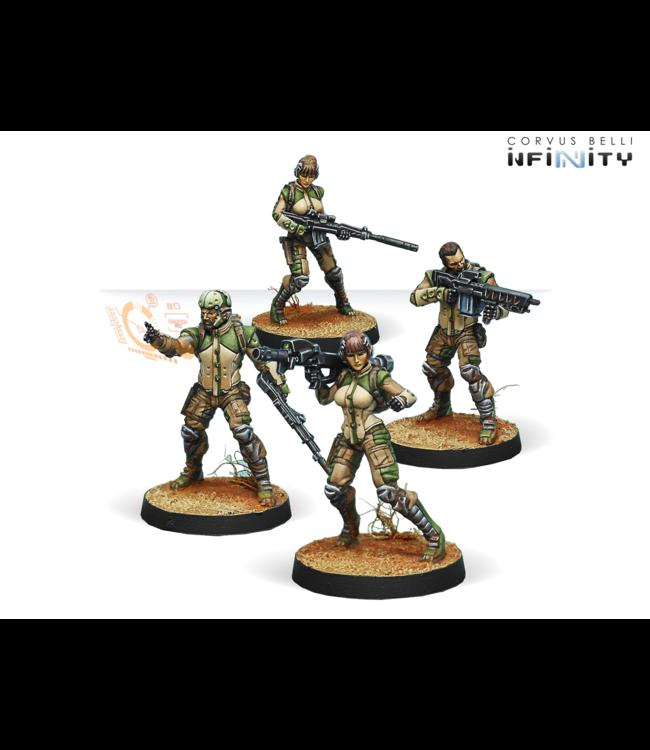Infinity Ghulam Infantry