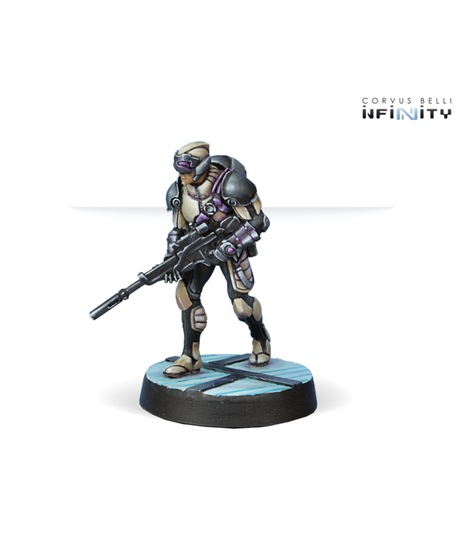 Infinity Agêma Marksmen (Multi Sniper)