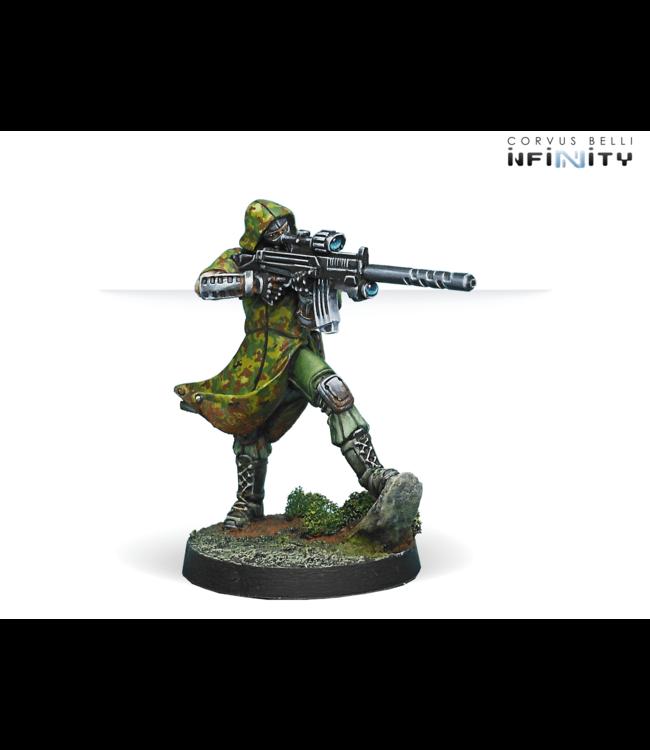 Infinity Ariadna Scouts (AP Sniper)