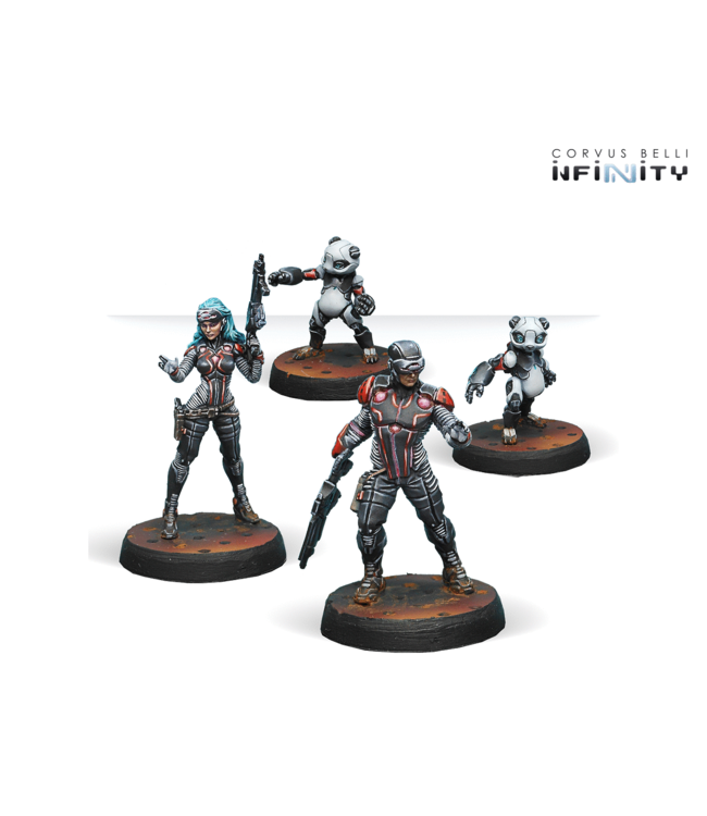 Infinity Interventors of Tunguska