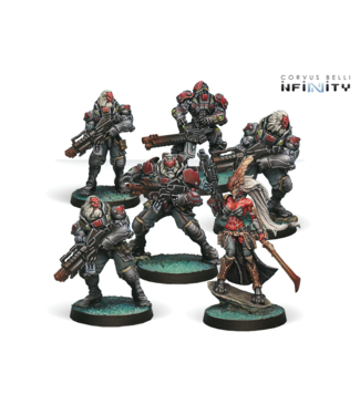 Infinity Morat Aggression Forces Sectorial Starter Pack