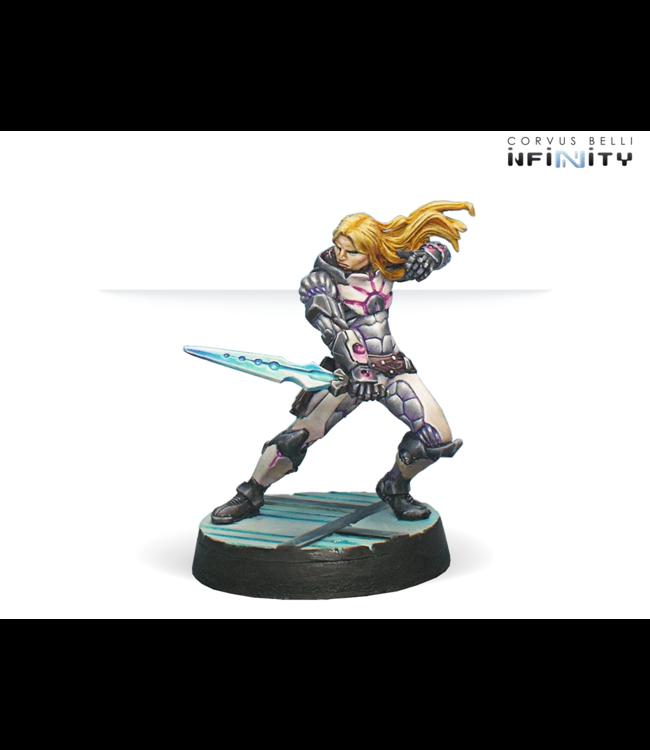 Infinity Achilles (Spitfire, EXP CCW)
