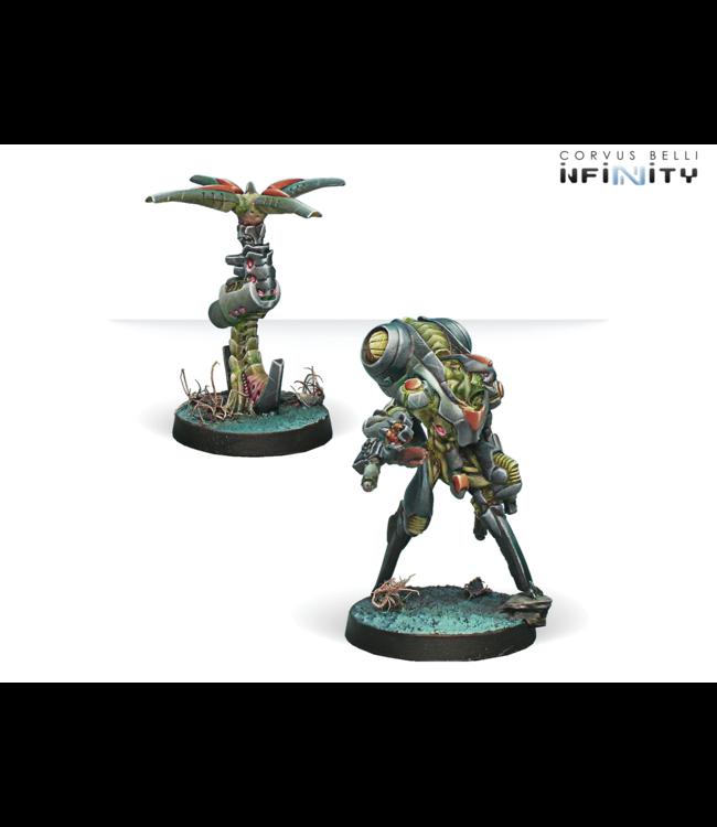 Infinity Ikadron Batdroids & Imetron