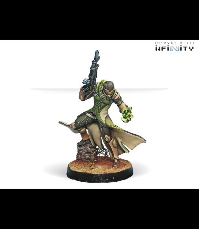 Infinity Hussein Al-Djabel, Hassassin Fiday (Rifle + Light Shotgun, Viral CCW)