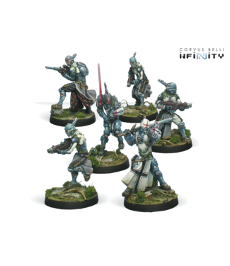 Infinity Military Order (PanOceania Sectorial Starter Pack)