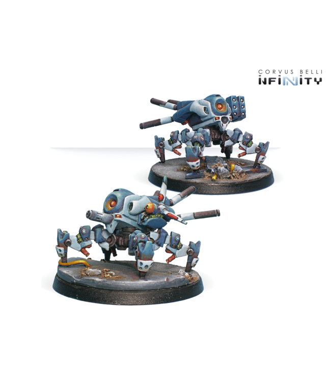 Infinity Dronbot Remotes (REM)