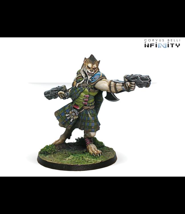 Infinity Cameronians (Chain Rifle, AP CCW)