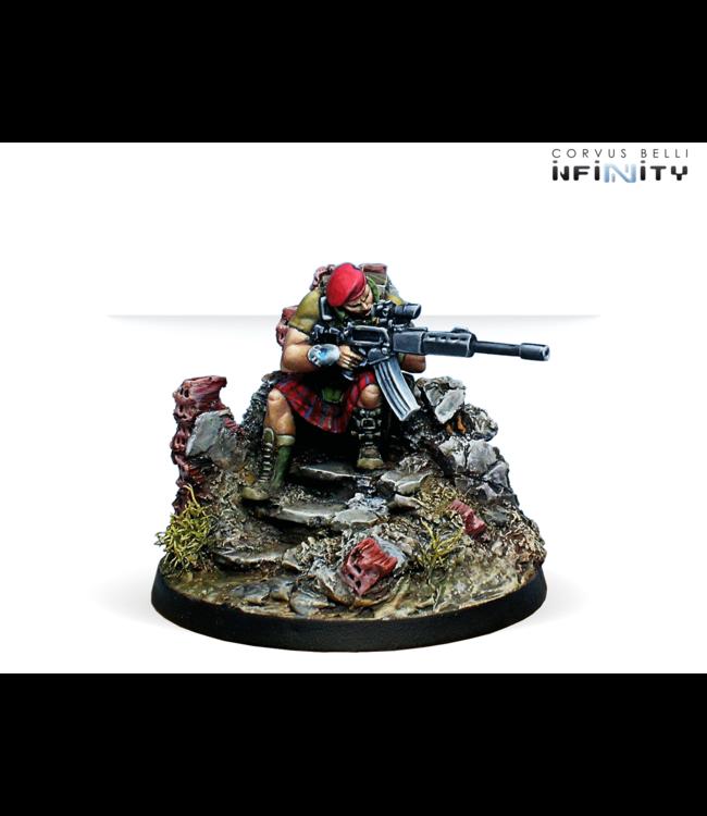 Infinity Highlander Caterans (T2 Sniper Rifle)