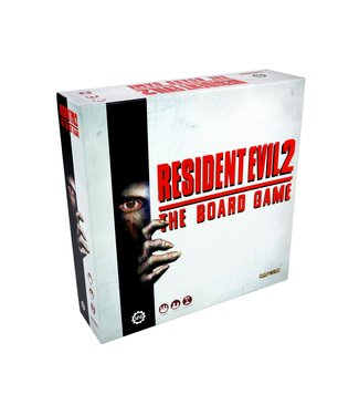 Capcom Resident Evil 2: The Board Game