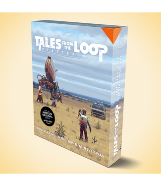Free League Tales From The Loop RPG Starter Set