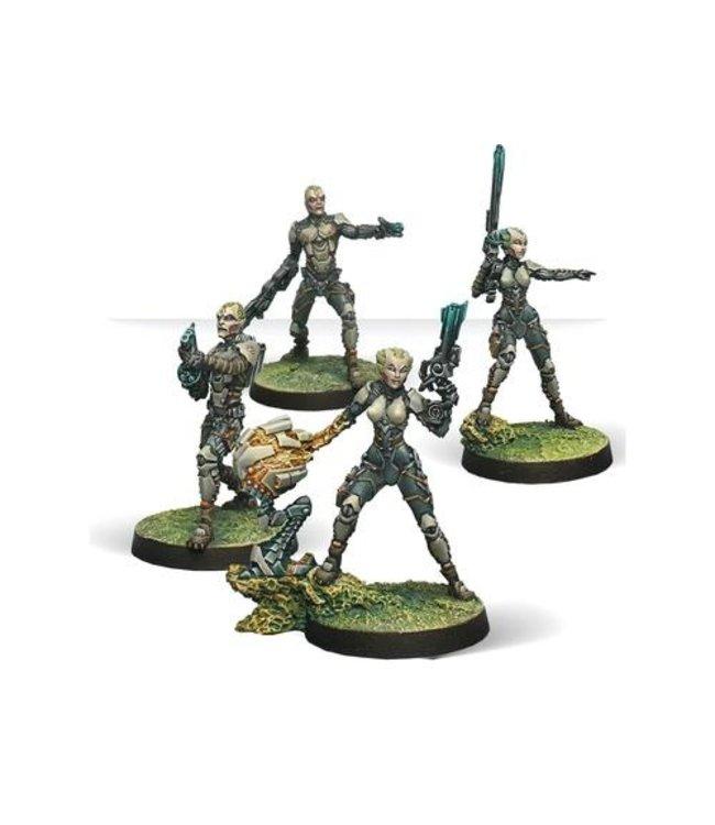 Infinity Kamael Light Infantry