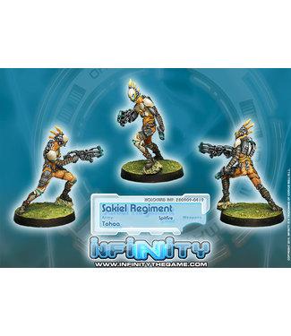 Infinity Sakiel Regiment (Spitfire)