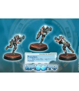 Infinity Prowlers (Combi Rifle, ADHL)