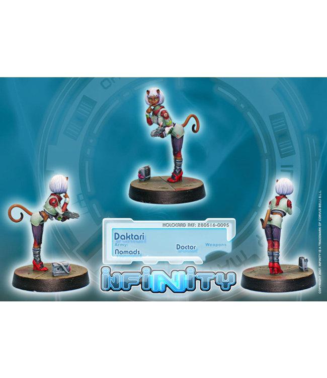 Infinity Daktari (Doctor)