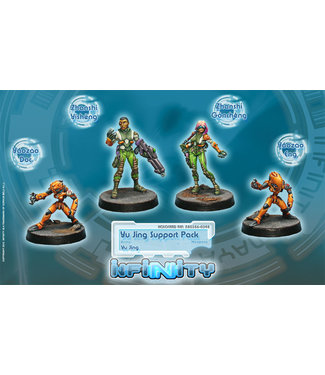 Infinity Yu Jing Support Pack