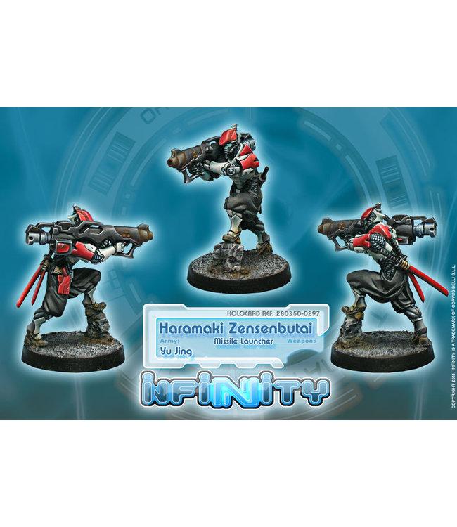 Infinity Haramaki Zensenbutai (Missile Launcher)