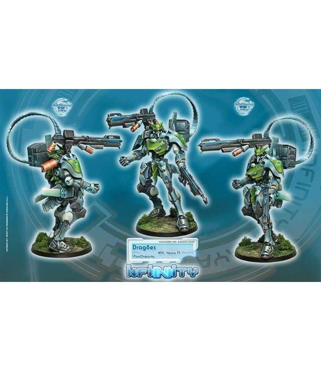 Infinity Dragoes, Acontecimento Dragoons