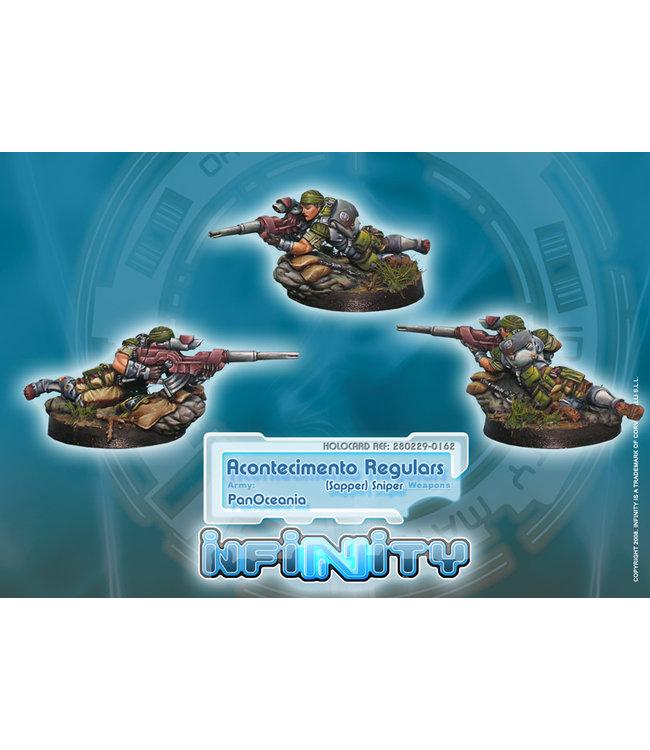 Infinity Acontecimento Regulars (Sniper)