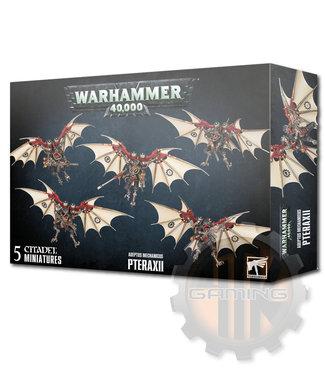 Warhammer 40000 Adeptus Mechanicus: Pteraxii