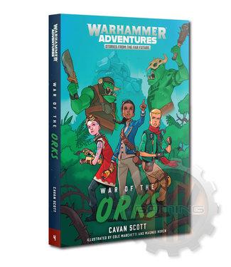 Warhammer 40000 Warped Galaxies: War Of The Orks (Pb)