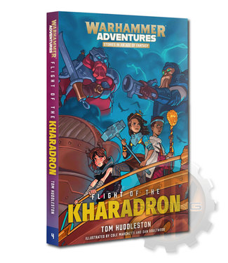 Warhammer 40000 Realm Quest:Flight Of The Kharadron (Pb)