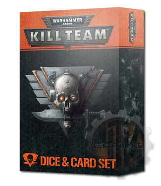 Kill Team Kill Team: Dice & Card Set