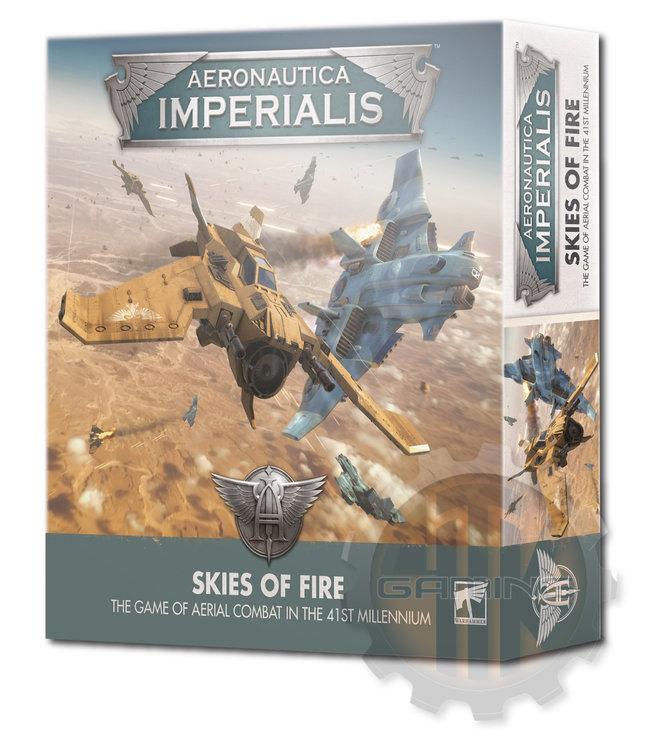 Aeronautica Imperialis Aero/Imperialis: Skies Of Fire