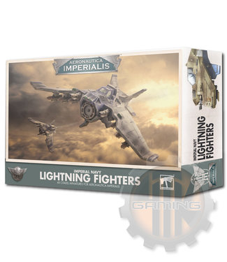 Aeronautica Imperialis A/I Imperial Navy Lightning Fighters