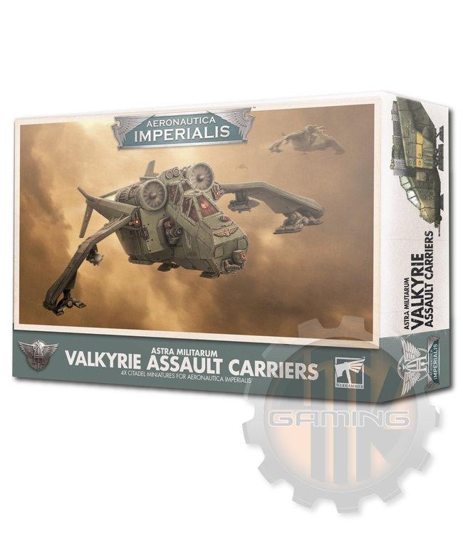 Aeronautica Imperialis Aer/Imp: Valkyrie Assault Carriers