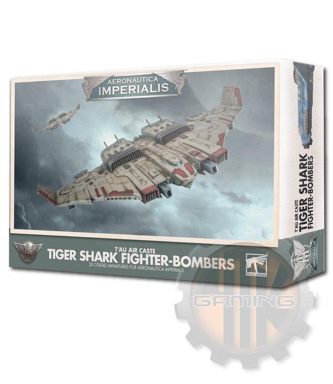 Aeronautica Imperialis A/I: T'Au Tiger Shark Fighter-Bombers