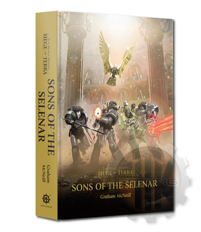 Warhammer 40000 Hh: S.O.T: Sons Of The Selenar (Hb)