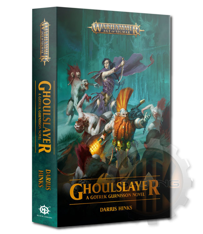 Black Library Ghoulslayer (Pb)