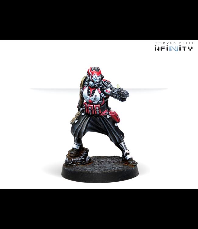 Infinity Kaizoku Spec-Ops (Spitfire/Medikit)