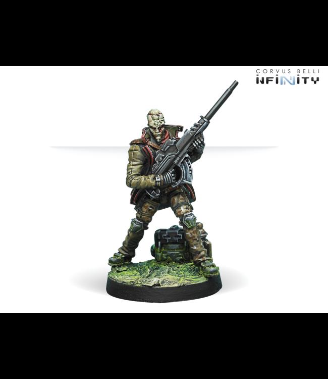 "Infinity Armand ""Le Muet"", Freelance Killer (MULTI Sniper)"
