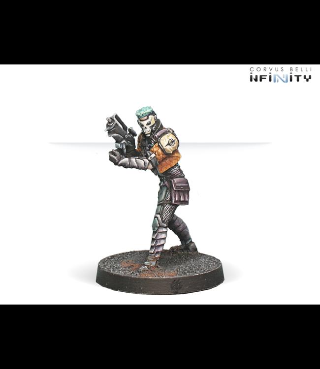 Infinity Authorized Bounty Hunter (Combi Rifle)