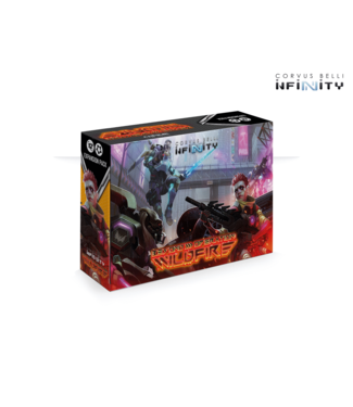 Infinity Beyond Wildfire Expansion Pack