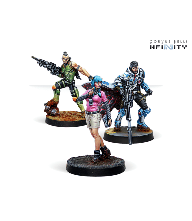 Infinity Dire Foes Mission Pack 8: Nocturne