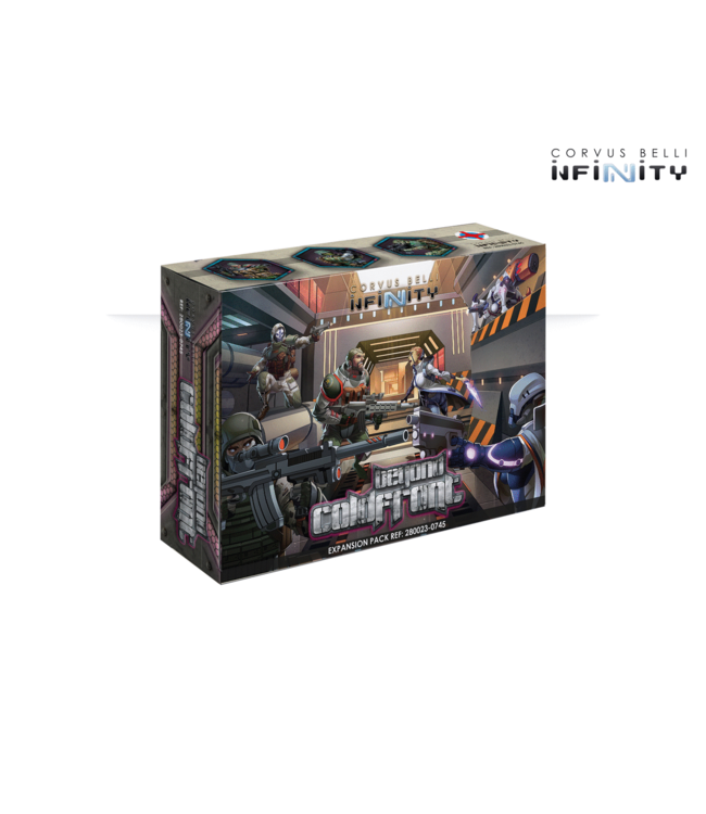 Infinity Beyond Coldfront Expansion Pack