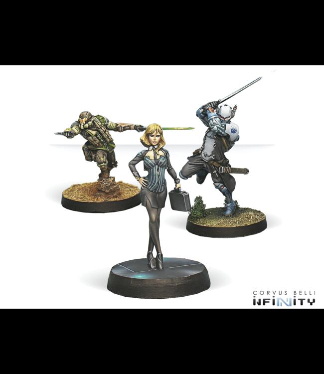 Infinity Dire Foes Mission Pack 4: Flee or Die
