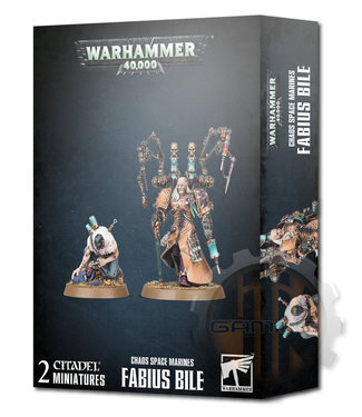 Warhammer 40000 Chaos Space Marines: Fabius Bile