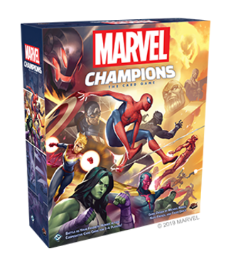 Marvel Marvel Champions: The Card Game