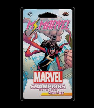 Marvel Marvel Champions: Ms. Marvel Hero Pack