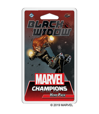 Marvel Marvel Champions: Black Widow Hero Pack