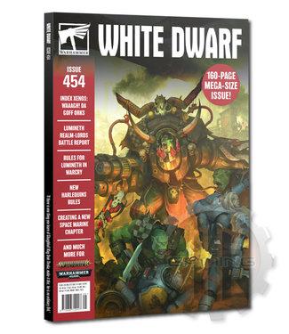 White Dwarf White Dwarf 454