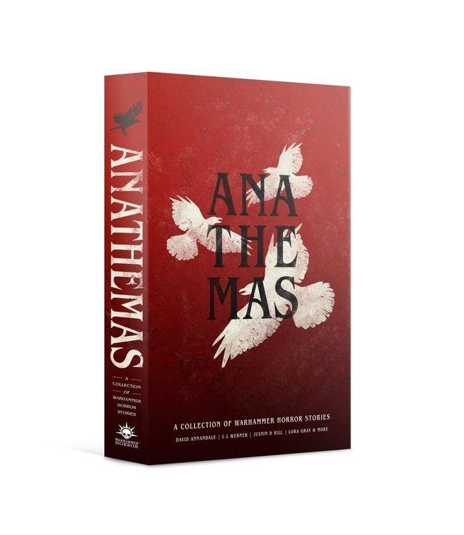 Black Library Anathemas (Pb)