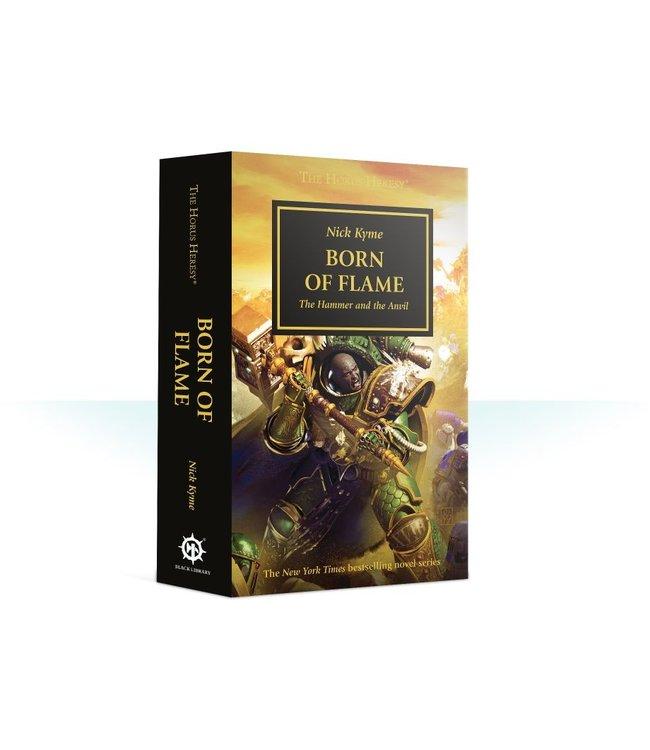 Warhammer 40000 Horus Heresy: Born Of Flame (Pb)